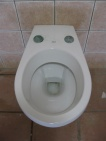 Bugarach - Public WC