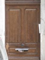Limoux - door