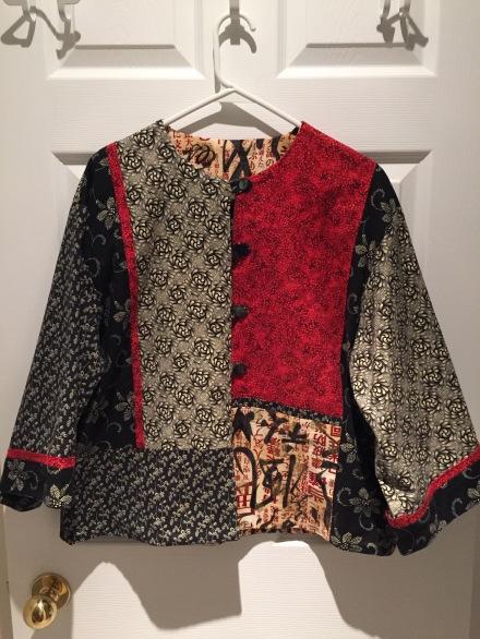 Kimono Jacket 2011