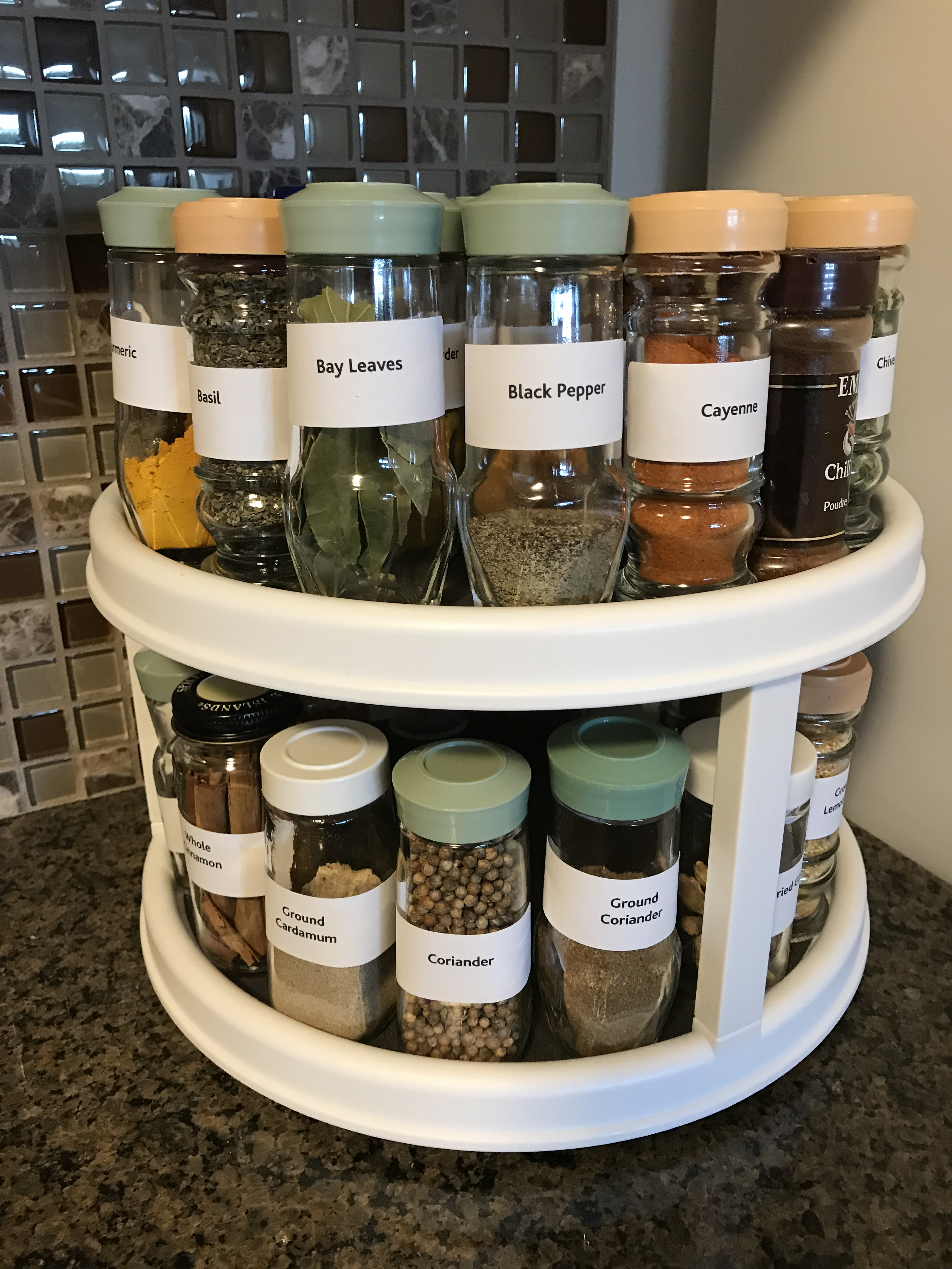 Alphabetical List Of Spices