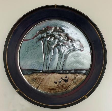 Bryan Trueman - Ceramic - Gum Trees
